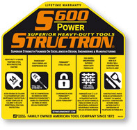 Quality-label-structron-S600
