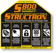 Quality-label-structron-S800